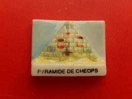 Fève  - PYRAMIDE DE CHEOPS - Charms