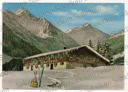 Alpgasthof Kematsried Oberjoch Hochaligau - Storia Postale - Hindelang - Sport Sci Ski - Hindelang