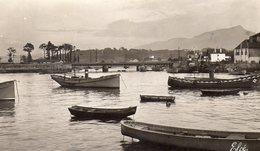 SAINT-JEAN-DE-LUZ - Le Port - Elcé 1324 - écrite 1945 - Tbe - Ciboure