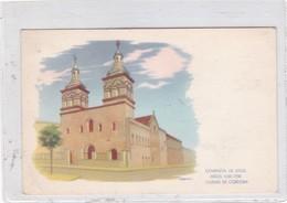 COMPAÑIA DE JESUS.  AÑOS 1650-1700. CIUDAD DE CORDOBA. VOYAGEE CIRCA 1900's.-  BLEUP - Argentine