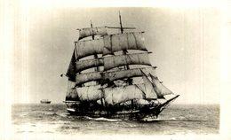 RPPC LINGARD   BARCO BOAT Voilier - Velero Sailboat Navire A Voile - Veleros