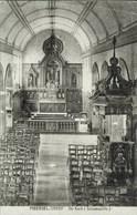 MEERSEL-DREEF - De Kerk (binnenzicht) - Uitg. : C. Nuyens-Biddeloo, Turnhout - N'a Pas Circulé - Hoogstraten