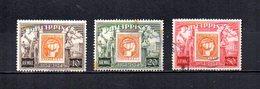 Filipinas   1954  .-   Y&T  Nº   47/49     Aéreos - Philippines
