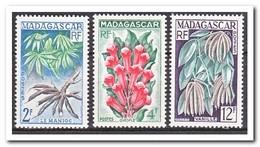 Madagaskar 1957, Postfris MNH, Plants - Madagaskar (1960-...)