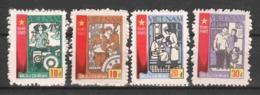 Vietnam 1985 Mi 1650-1653 MNH - Vietnam