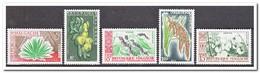 Madagaskar 1960, Postfris MNH, Plants ( Stamp 1 & 2 Are MH, Plakker ) - Madagaskar (1960-...)