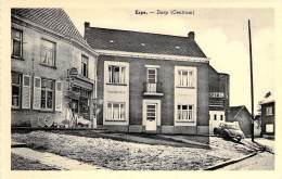 """Erpe. - Dorp (Centrum) Dorpswinkel - FRANS  LAUWEREYS -DE SMET  """" Ijzerwaren, Vernissen,  Bazarartikelen."""" - Erpe-Mere"""