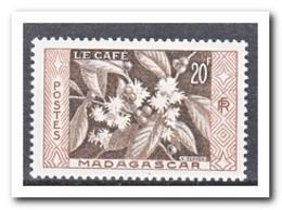 Madagaskar 1956, Postfris MNH, Plants, Coffee - Madagaskar (1960-...)