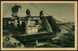 HELGOLAND Ca. 1910/15, KUPFERDRUCK-PK MIT ABB. FESTEUNG UND GESCHÜTZ, UNGELAUFEN - Helgoland