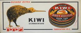 BUVARD ANCIEN - KIWI Le Cirage De Luxe  - Bon Etat - Shoes