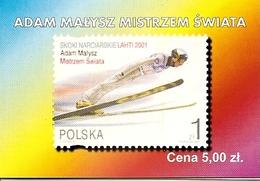 POLAND / POLEN, CIECHANÓW POST OFICE, 2001,  Booklet 52a - Markenheftchen