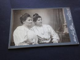 MUTTER UND TOCHTER - WEILSHEIM - OBERBAYERN - FRANZ HOFER - Identifizierten Personen