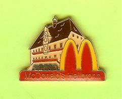 Pin's Mac Do McDonald's Heilbronn  - 3J07 - McDonald's