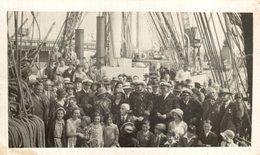 RPPC   L'AVENIR   BARCO BOAT Voilier - Velero Sailboat Navire A Voile - Veleros