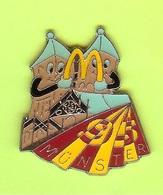 Pin's Mac Do McDonald's Münster 95  - 3J19 - McDonald's