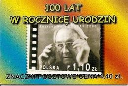 POLAND / POLEN, CIECHANÓW POST OFICE, 2001,  Booklet 56 - Markenheftchen