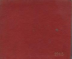 Education/Carnet Scolaire Calendrier/ Enseignement Catholique/Emploi Du Temps/JECF/  CAL414 - Calendarios