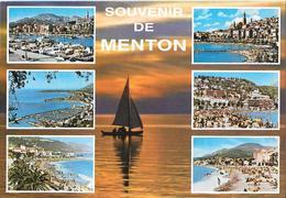 Souvenir De MENTON - Souvenir De...