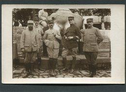 Carte Photo - Militaires Du 154è, Pontrieux 1916 - War 1914-18