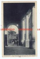 CATANZARO - CORSO VITTORIO EMANUELE DAL PORTICATO F/PICCOLO VIAGGIATA 1939 ANIMATA - Catanzaro
