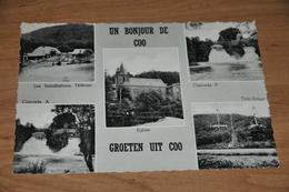 4054- Un Bonjour De Coo - Trois-Ponts