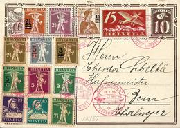 SUIZA Entero Postal. Año 1930 - Enteros Postales