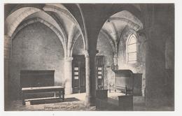 142 - NEAUPHLE-LE-VIEUX - Crypte De L'Abbaye ( XIIIe Siècle) - Francia