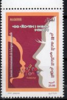 ALGERIA, 2018, MNH, INTERNATIONAL DAY OF MOTHER TONGUES, 1v - Languages