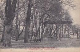 88 REMIREMONT  ENFANTS Devant Le  KIOSQUE à MUSIQUE Promenade Du Tertre - Remiremont