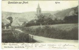 Comblain-au-Pont. Eglise. - Comblain-au-Pont