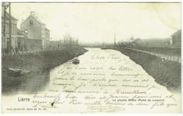 Lier/Lierre. Grande Nèthe (Porte De Louvain) - Lier