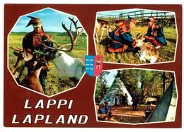 LAPPI LAPLAND  SUOMI FINLAND - - Finlandia