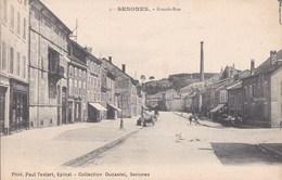 88 SENONES  Animation Commerces De La Grande Rue - Senones