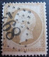 R1494/209 - NAPOLEON III N°21 - GC 892 : LA CHAPELLE SAINT DENIS (Seine) - 1862 Napoleon III