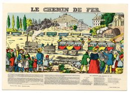 CPM   CHEMIN DE FER    EDITION PELLERIN      LES AGREMENS DES CHEMINS DE FER - Chemins De Fer