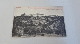 ANTIQUE POSTCARD PORTUGAL TOMAR - CONVENTO DE CRISTO - VISTA GERAL ( LADO NORTE)  ED. CASA HAVANESA UNUSED - Santarem