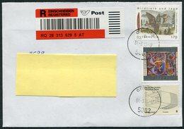 ÖSTERREICH / Reko Brief Von 5082 Grödig Nach 8010 Graz Vom 31.03.2015 - 1945-.... 2. Republik