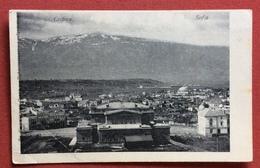 BULGARIA   SOFIA  PANORAMA - Bulgaria