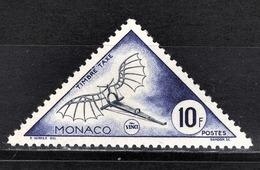 MONACO 1953  N° 48 NEUF* - Impuesto