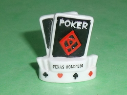 Fèves / Autres / Divers / Jeux De Cartes : Jeu De Carte , Poker , Texas Hold'em   T92 - Charms