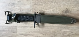 Baïonnette USM7 Conetta-Guerre Du Vietnam - Knives/Swords