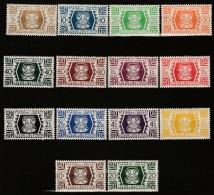 WALLIS Et FUTUNA - N°133/146 ** (1944) Série De Londres - Wallis-Et-Futuna