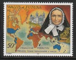 WALLIS Et FUTUNA - N°495 ** (1996)  Françoise Perroton - Wallis E Futuna