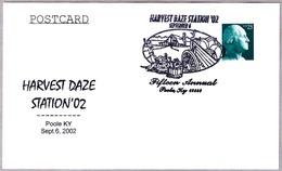 AGRICULTURA - FARMING. HARVEST DAZE STATION. Poole KY 2002 - Agricultura