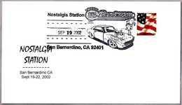 AUTOMOVIL - CAR. ROUTE 66. San Bernardino CA 2002 - Agricultura