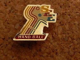 Pin's - HANDBALL - SEE - Handball