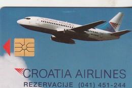 CROATIA AIRLINES - Croatie