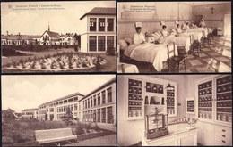 7 X CPA DAMME SIJSELE SANATORIUM ELISABETH - SYSSEELE - HOPITAL - KRANKENHAUS - HOSPITAL - Damme