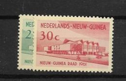 1961 Nederlands Nieuw Guinea, Postfris** - Nuova Guinea Olandese
