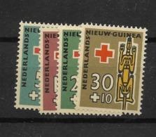 1958 Nederlands Nieuw Guinea, Postfris** - Nuova Guinea Olandese